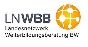 Logo des Landesnetzwerks Weiterbildungsberatung Baden-Württemberg.